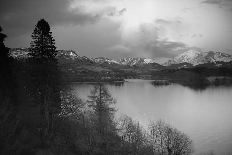 Loch Awe in Scotland<br /> <br />  2010