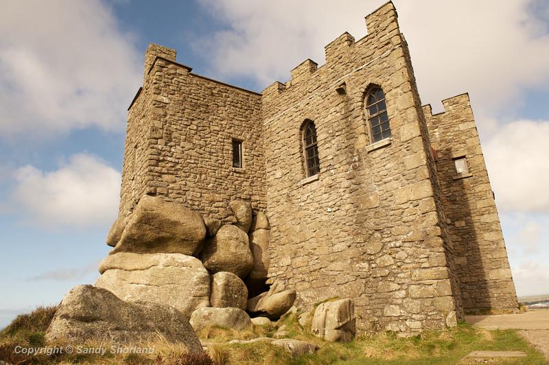 CornwallCamborne Castle 2009