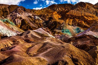 Artist's Palette Death Valley California