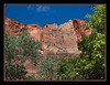 Kolob Canyon area of Zion National Park, Utah