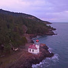 Lime Klin Lighthouse