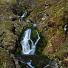 Waterfall on the Dalveen Pass - Dumfries & Galloway, Scotland (April 2018)