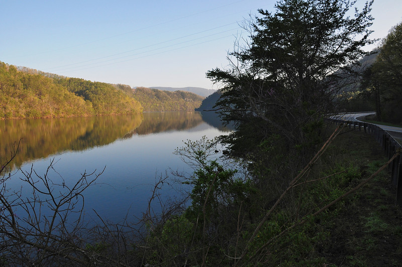 """Chilhowee Lake and Dam were completed in the year 1957.  <a href=""""http://en.wikipedia.org/wiki/Chilhowee_Dam"""">http://en.wikipedia.org/wiki/Chilhowee_Dam</a>"""