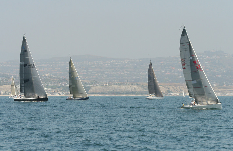 Dana Point Sailing