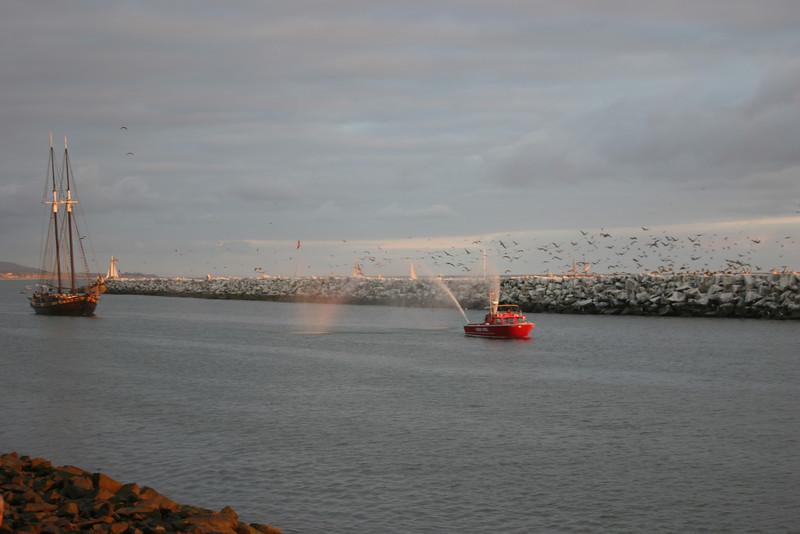 Dana Point Tall Ships