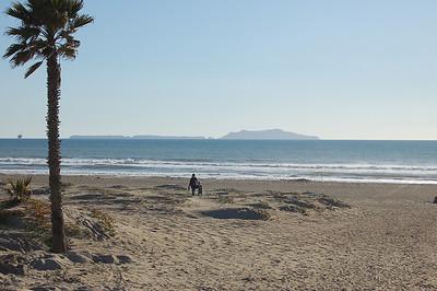 Anacapa Island from Oxnard
