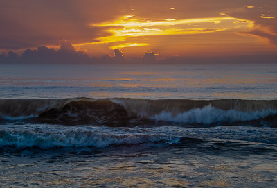 Dawn Over Surf