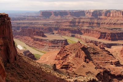 Dead Horse Point State Park Moab, UT October 2006
