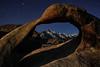 Mobius Arch, Alabama Hills, Lone Pine, CA