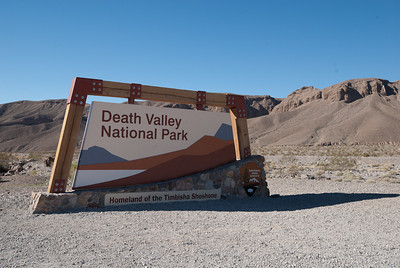 Death Valley CA 2011