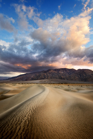 Death Valley-California November 2012