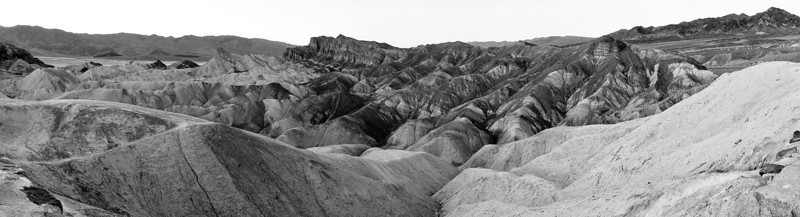 Zabriski Point Panorama