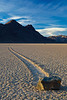 Sunset at the Race Track, Death Valley National Park, California