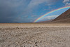 Rare Rainbow over Death Valley National Park, California