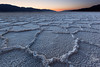Sunset at Badwater, Death Valley National Park