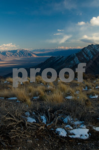Aguerberry Point, Death Valley National Park, California
