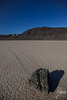 Orion setting at the racetrack, Death Valley National Park