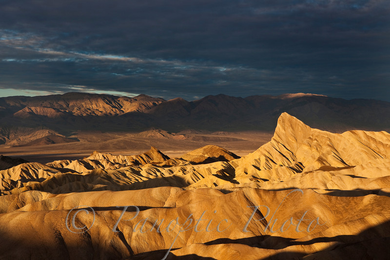 Zabriski Point at Sunrise, Death Valley National Park