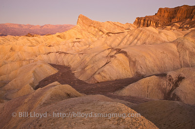 Golden Canyon (Zabriskie Point)