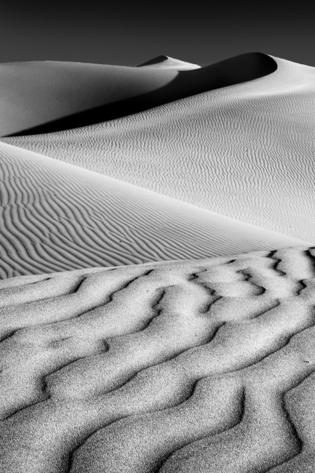 Death Valley Dunes Death Valley National Park, California