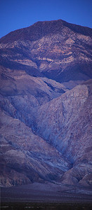 Hall Canyon Telescope Peak in Death Valley