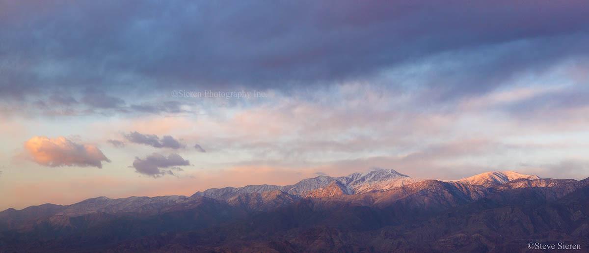 Telescope Peak Panoramic - Death Valley National Park, California
