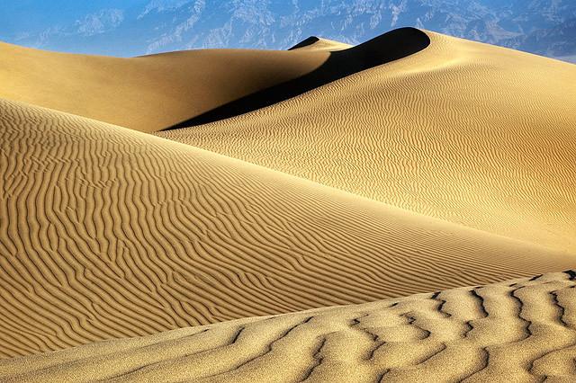 Death Valley Zig Zag Dunes