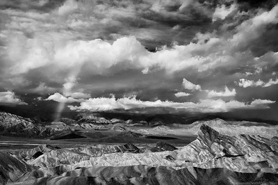 Death_Valley_Zabriskie_Point_Black_White