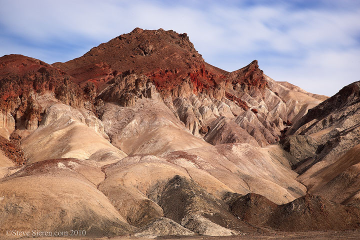 Death Valley Turtleback formation