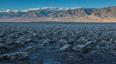 Devils Golf Course,  Death Valley NP, CA.