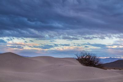 Mesquite Dunes,  Death Valley NP, CA.