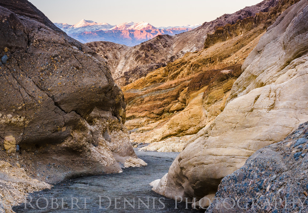Mosaic Canyon, Death Valley