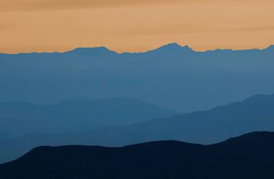 Dante's Overlook Sunrise