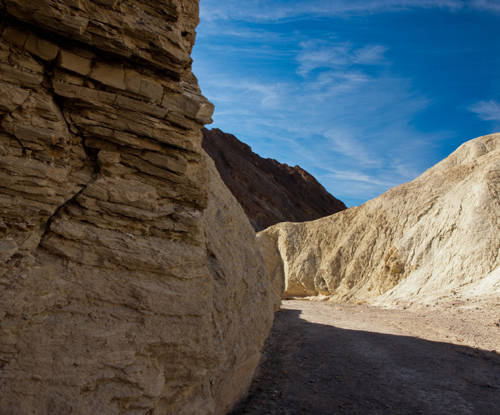 Golden Canyon, Death Valley