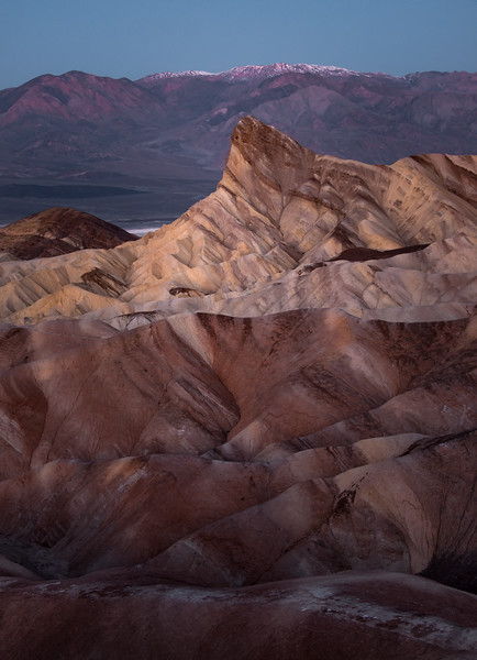 Daylight, Zabriskie Point