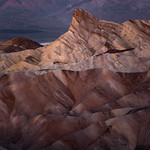 Daybreak, Zabriskie Point