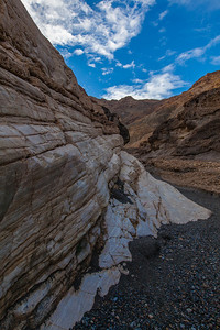 Mosaic Canyon, Death Valley NP, CA.