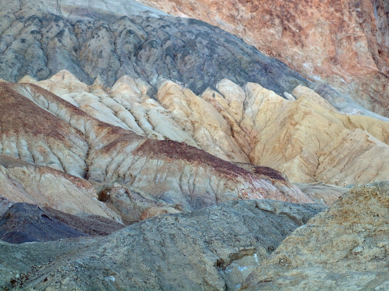 Artists Pallet, Death Valley