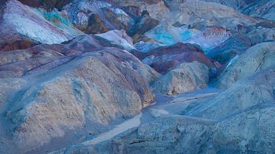 Artist's Palette, Death Valley NP, CA.