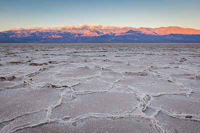 Badwater,  Death Valley NP, CA.
