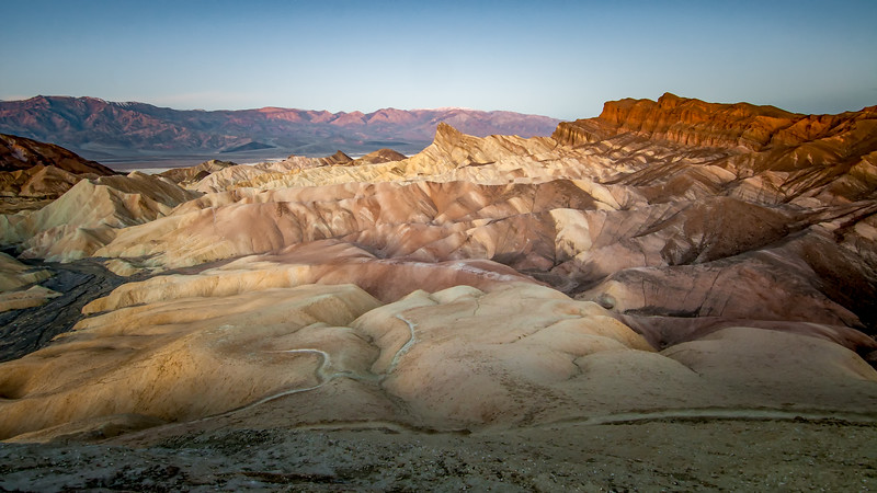 Zabriskie Point Pastel