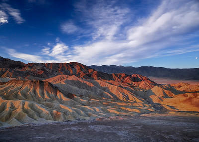 Zabrinske Point, at Sunrise
