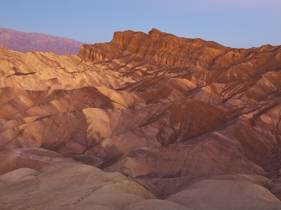 Dawn, Zabriski Point
