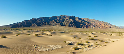 The Mountains above Death Valley