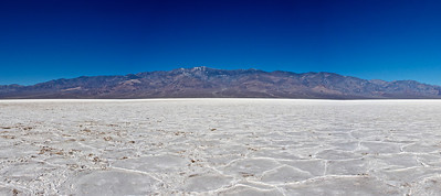 Salt Flats of Death Valley