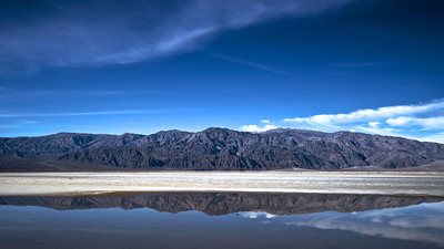 Death Valley Reflection