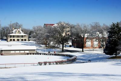 December Snow @ CA