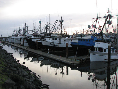 Crescent City Harbor