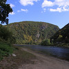Mt.Tamminy, the New Jersey side of the Delaware Water Gap.