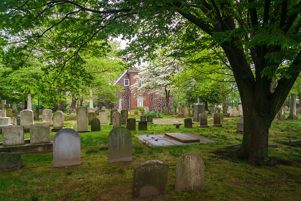 First State National Historical Park, Old Swedes' Church